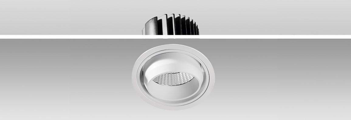 LED Deckeneinbauleuchten - Mextronic