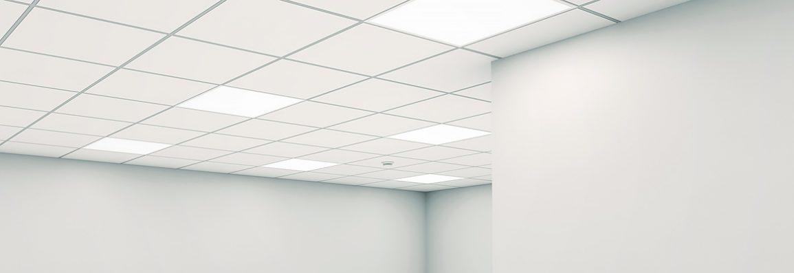 ultraslim led panels mextronic. Black Bedroom Furniture Sets. Home Design Ideas