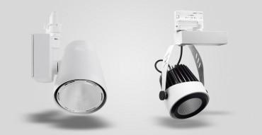 LED 3-Phasen Strahler